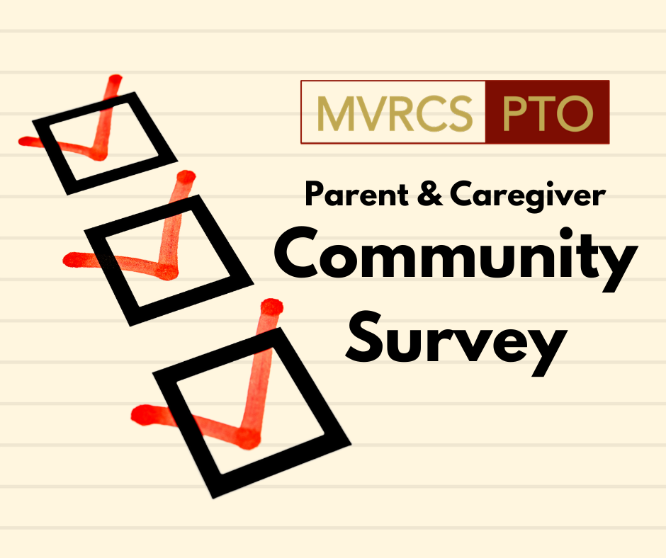 New MV PTO Community Survey